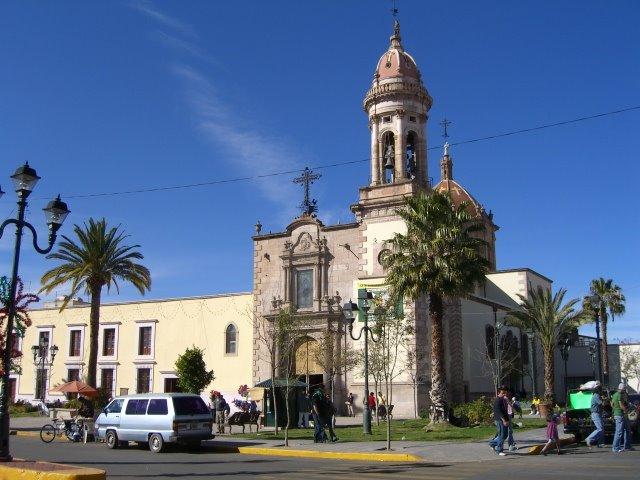 Templo de San Agustín, Durango