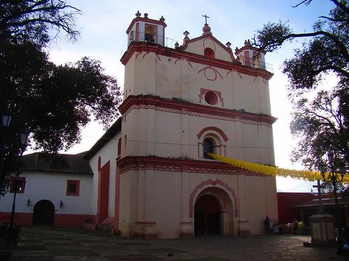 Templo de San Francisco, Chiapas