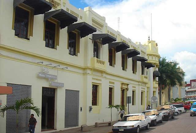 Museo Arqueológico del Soconusco, Chiapas