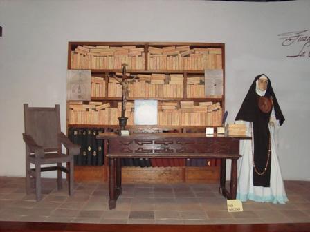 Casa Museo Sor Juana Inés de la Cruz, Estado de México