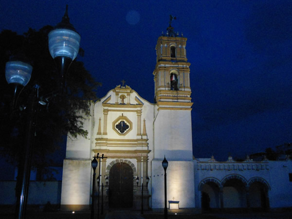 Tecaxic, Estado de México