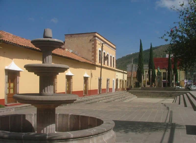 Temascalcingo, Estado de México
