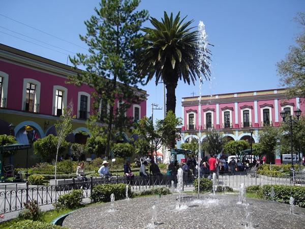 Texcoco, Estado de México