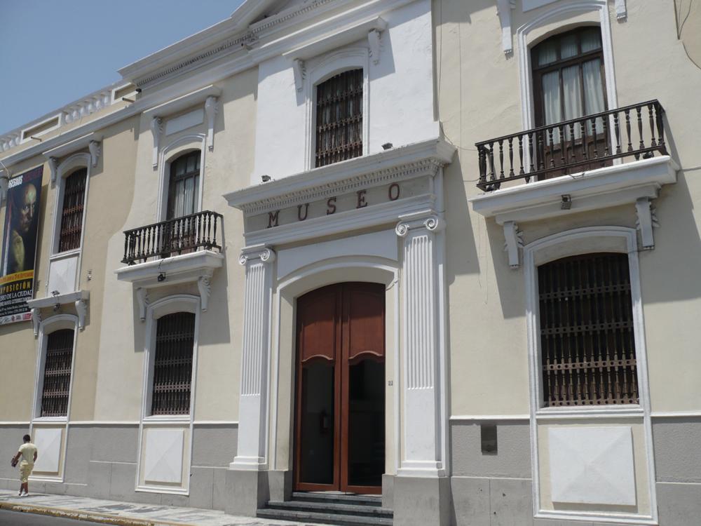 Museo de la Revolución, Veracruz