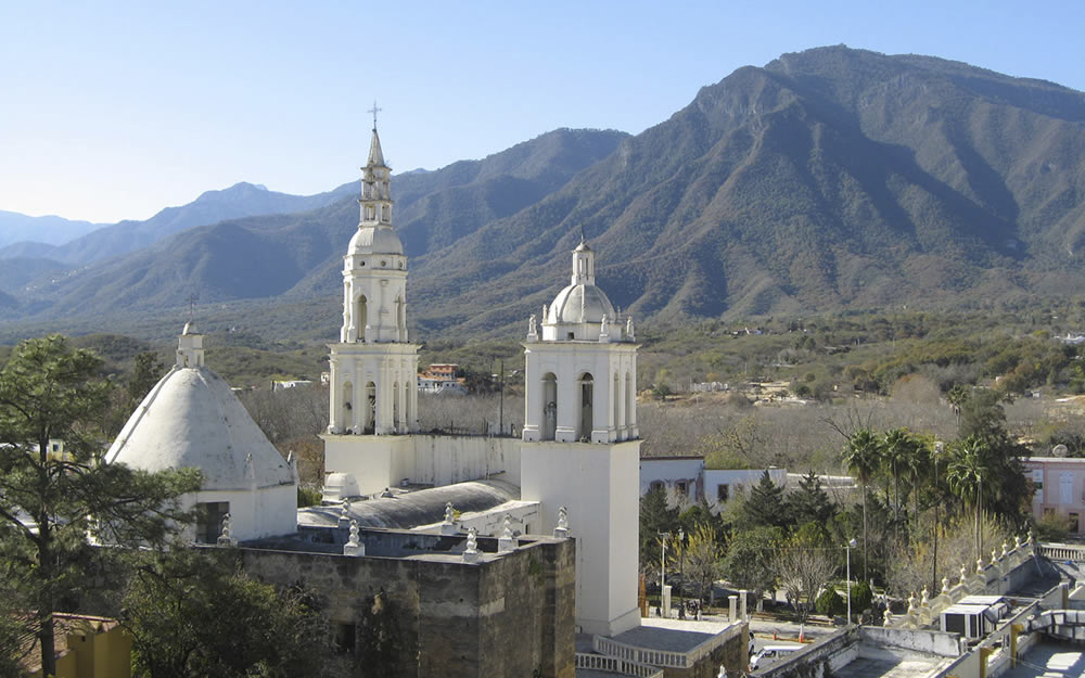 Ciudades y Pueblos en Nuevo León