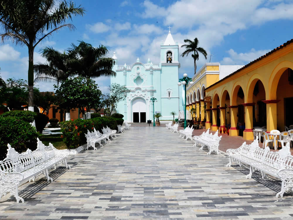 Ciudades y Pueblos en Veracruz