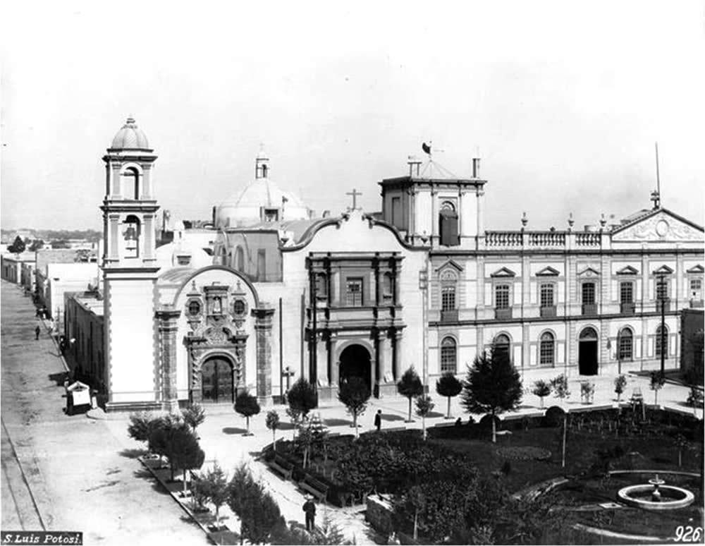 Historia de San Luis Potosí