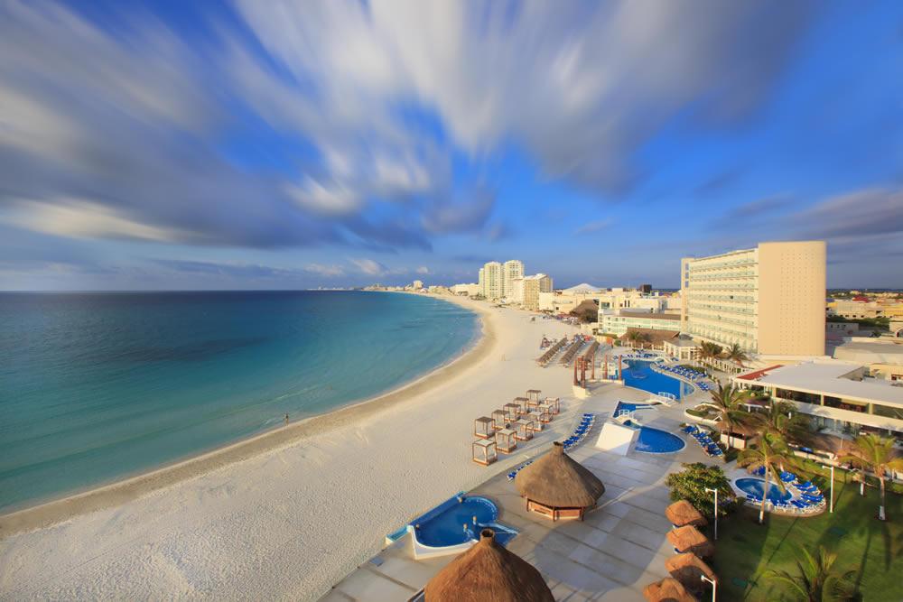 Los Primeros Inversionistas, Cancún