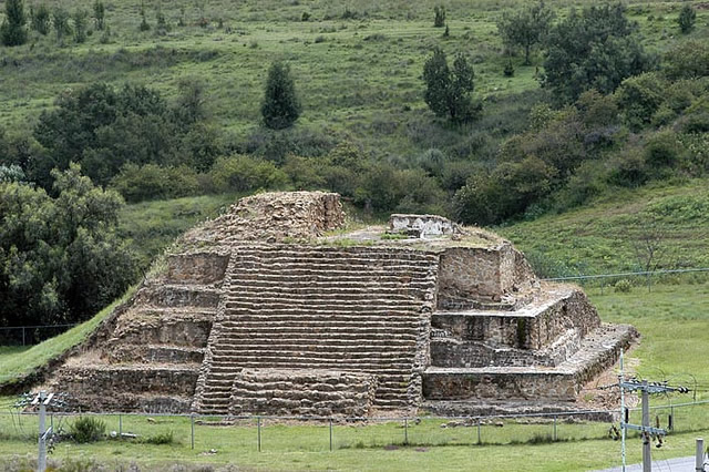 Sitios Arqueológicos en Tlaxcala