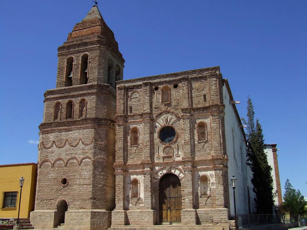 Templo de Nuestra Señora de la Asunción, Sonora
