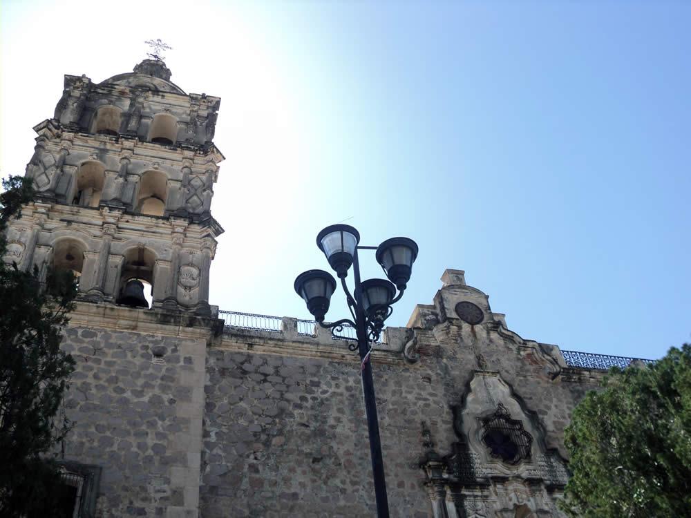 Templo de la Purísima Concepción, Sonora