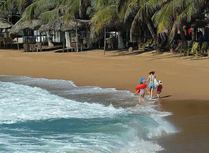 Playa San Agustinillo, Oaxaca