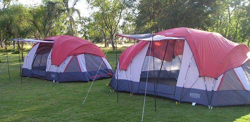 Acampar en Puebla