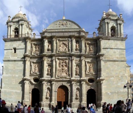 Templo de la Virgen de la Asunción, Oaxaca