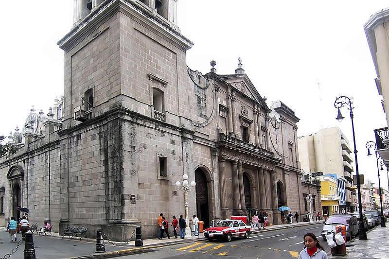 Catedral de Nuestra Señora de la Asunción, Veracruz