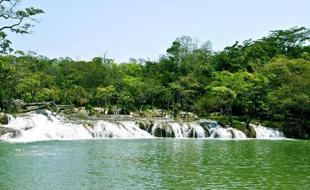 Río Balancán, Tabasco