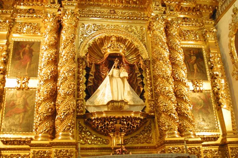 Capilla del Rosario, Oaxaca