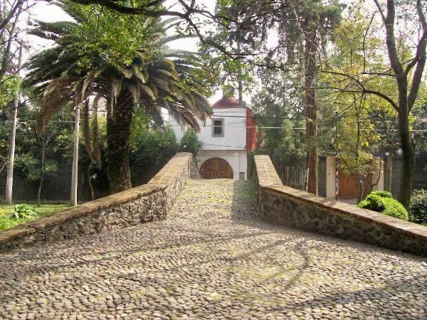 Chimalistac, Ciudad de México