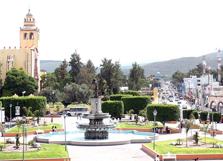 Ciudades y Pueblos en Hidalgo
