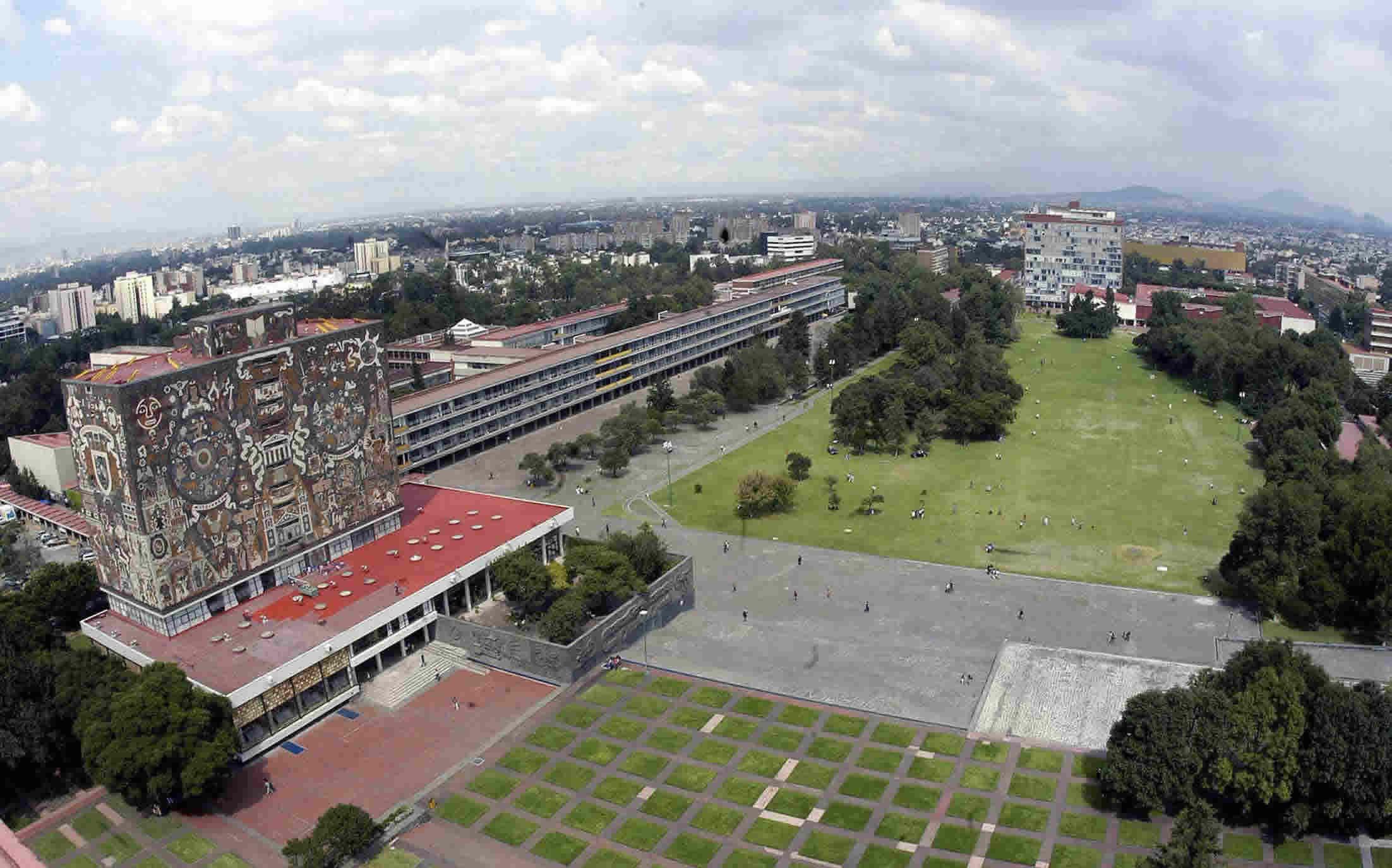 Ciudad Universitaria, Ciudad de México