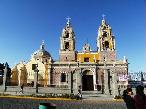 Parroquia de San Juan Evangelista, Puebla