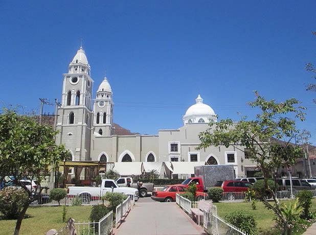 Parroquia de San Fernando, Sonora