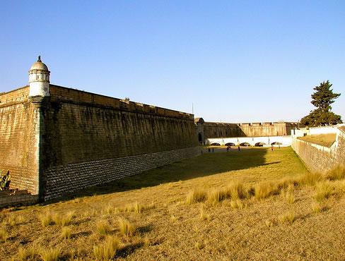 Fortaleza San Carlos, Veracruz