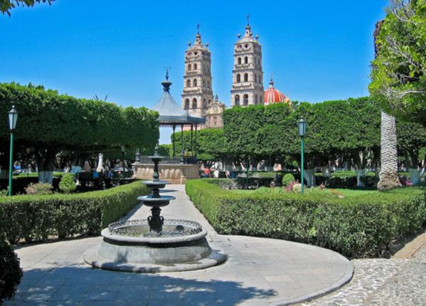 Pueblo Mágico de Salvatierra, Guanajuato