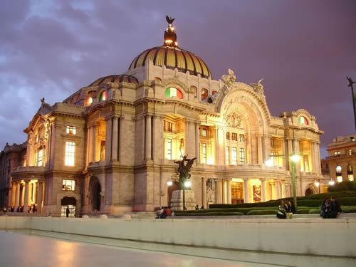Historia del Centro Histórico, Ciudad de México