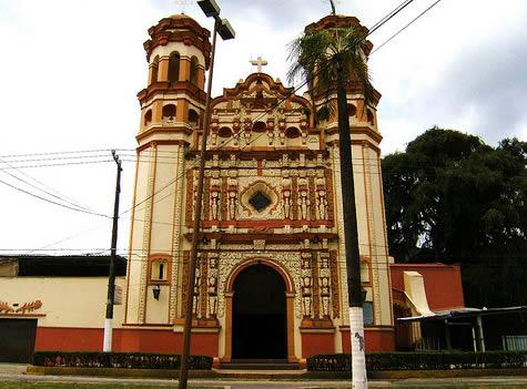 Iglesia de Santa Gertrudis, Veracruz
