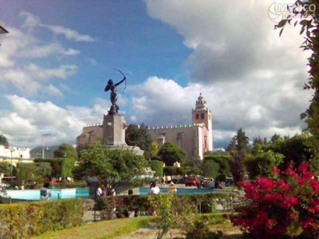 Ruta por los Parques Acuáticos de Hidalgo