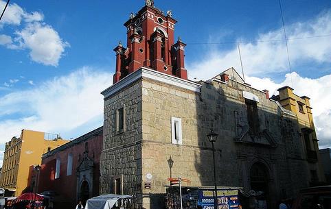 Templo de San Juan de Dios, Oaxaca