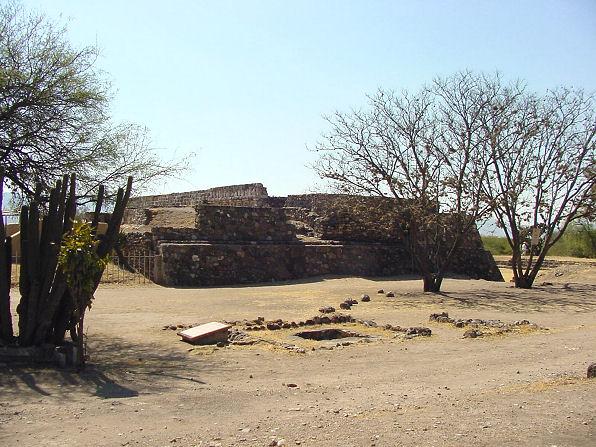 Lambityeco, Oaxaca