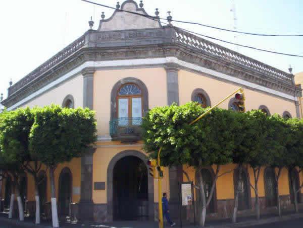 Antiguo Palacio Legislativo, Tlaxcala