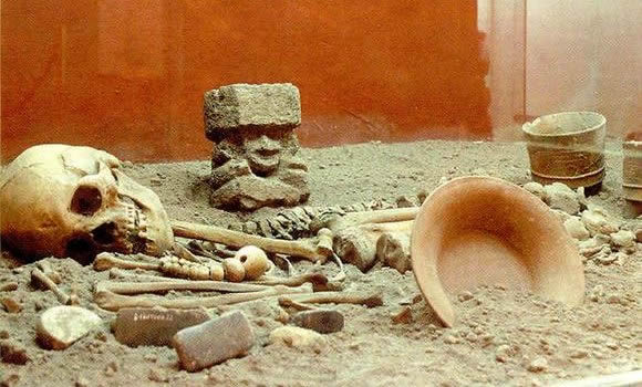 Museo Arqueológico de Xochimilco, Ciudad de México