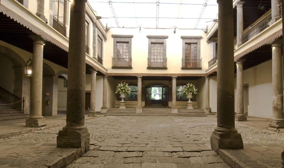Museo Casa de la Bola, Ciudad de México