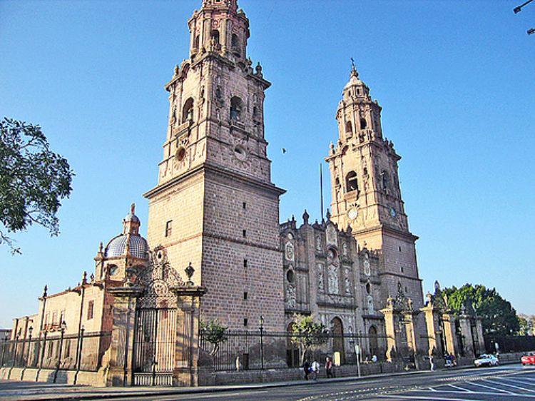 La Catedral de Michoacán