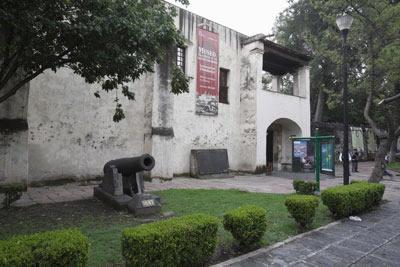 Museo Nacional de las Intervenciones, Ciudad de México