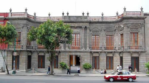 Museo Nacional de San Carlos, Ciudad de México