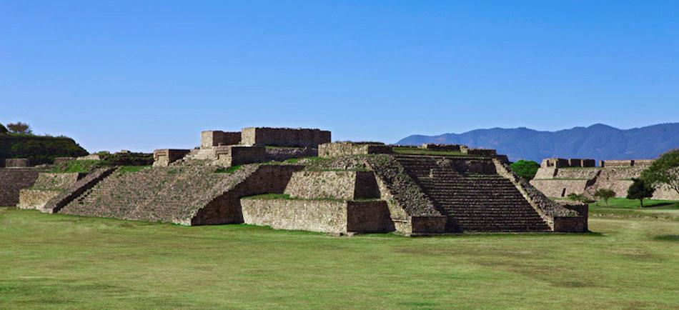 Sitios Arqueológicos en Oaxaca