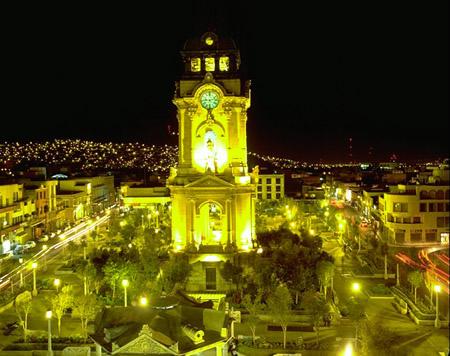 Ruta por Pachuca, Hidalgo