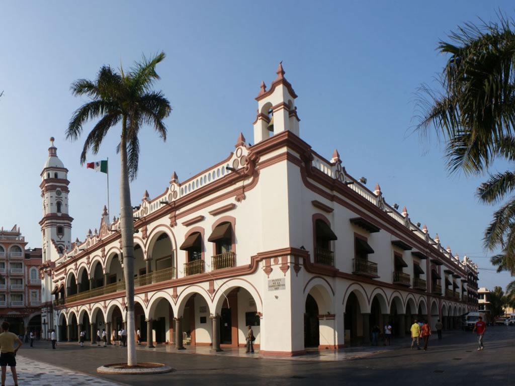 Palacio Municipal, Veracruz