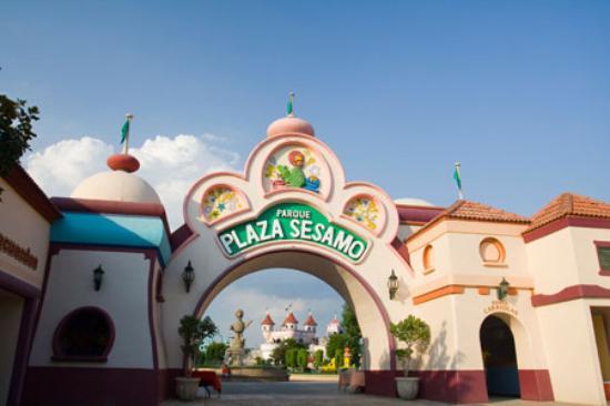 Parque Plaza Sésamo, Nuevo León