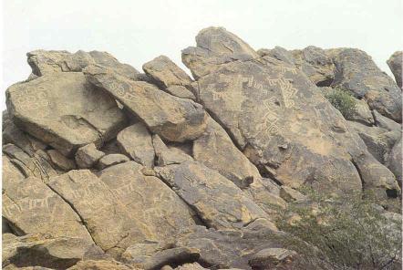 Cueva Blanca de la Pulsera, Sonora