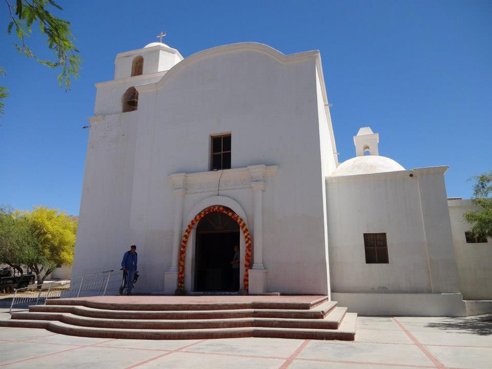 Templo de San Diego Pitiquito, Sonora