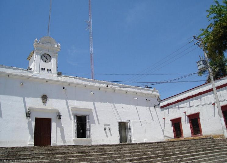 Palacio Municipal (Cosalá), Sinaloa
