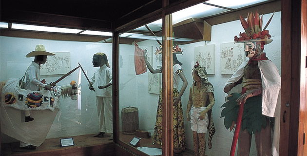 Museo de Cultura Popular, Tabasco