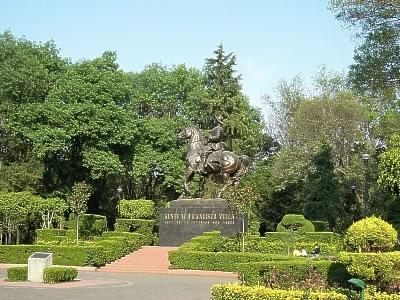 Parque Francisco Villa o de los Venados, Ciudad de México