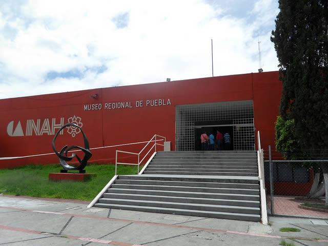 Museo Regional de Puebla, Puebla