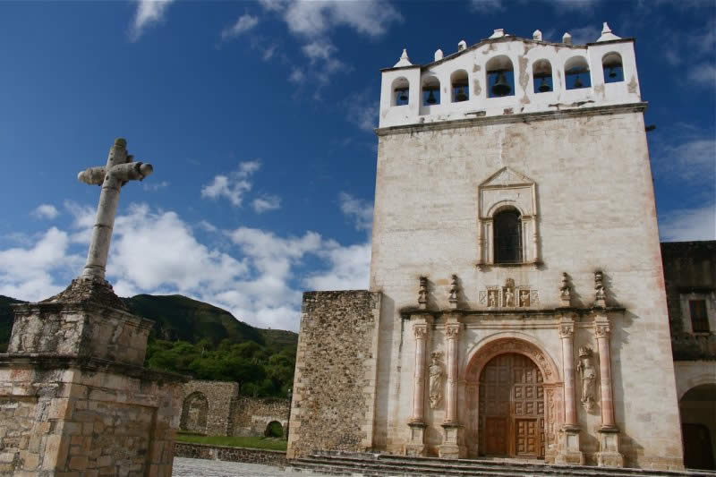 Ruta por la Huasteca, Hidalgo
